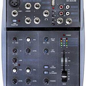 MX-502USB
